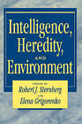 Intelligence, Heredity and Environment by Cambridge University Press (Paperback, 1997)