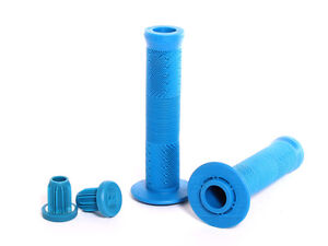 BILLY PERRY GRIPS MERRITT BMX BLUE BMX GRIP BIKE GRIPS