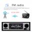 Bluetooth-HandFree-Car-Radio-MP3-Player-Stereo-1Din-FM-USB-AUX-Audio-Electronics thumbnail 11