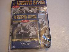 CHAPEAU MELON ET BOTTES DE CUIR , DVD + MAGAZINE NEUF SOUS BLISTER . SAISON 2