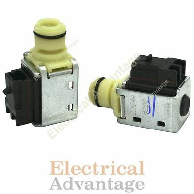 4L60E Transmission Shift Solenoid Set Kit Pair Factory OEM BRAND NEW AC DELCO