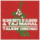 Talkin Christmas! von The Taj Mahal,Blind Boys of Alabama (2014)