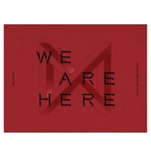 MONSTA-X-TAKE-2-WE-ARE-HERE-2nd-Album-Version-SELECT-CD-Folded-Poster