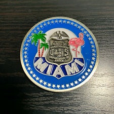 FBI Challenge Coin - Miami Field Office