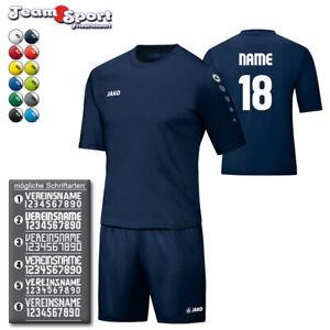 Jako-Team-Trikotset-inkl-Druck-Kinder-Fussball-Handball-Art-4233-4400