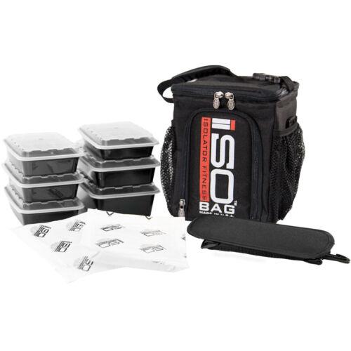 Isolator Fitness 3 Meal ISOCUBE Meal Prep Management Bag