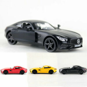 AMG-GTS-1-36-Metall-Die-Cast-Modellauto-Spielzeug-Model-Sammlung