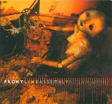 FRONT LINE ASSEMBLY Reclamation CD Digipack 2007 LTD.2000