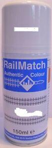 RailMatch-1201-BR-Executive-Dark-Grey-Enamel-Paint-New-150ml-Spray-Can-UK-ONLY