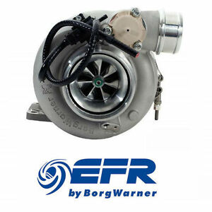 Details about BorgWarner EFR 8374 179393 62 6mm A/R 1 05 T4 for 475-750 hp  Turbo