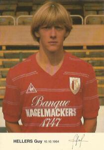 Carte-Standard-Guy-Hellers-Football-Standard-de-liege