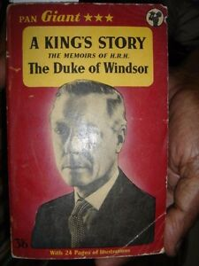 INDIA-A-KINGS-STORY-THE-DUKE-OF-WINDSOR-PAN-GIANT-ILLUSTRATED-1957-UNABRIDGED