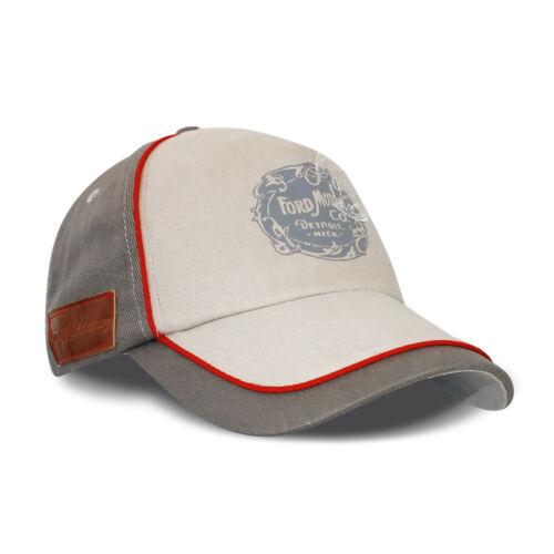 Genuine Ford Heritage Baseball Cap Striped 35020838