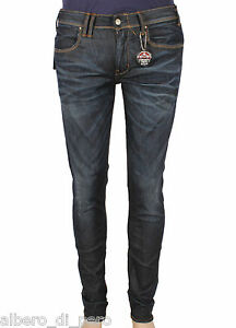 Caricamento dell immagine in corso Jeans-uomo-CYCLE -MPT000-D975-superstretch-compact-denim ae913f8d034
