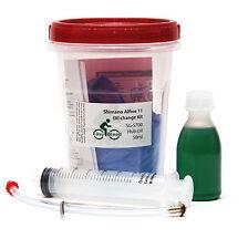 Ölpflege-Set für Shimano Alfine 11 Antriebsnaben mit 50ml SG-S700 Spezialöl