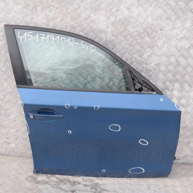 BMW 1 SERIES E87 E87N LCI Door Front Right O/S Sydneyblau Sydney Blau Blue - A19