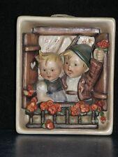 """Goebel - Hummel, 125, """"Ferienfreunde"""",Figur, Wandbild, 6 Pfosten"""