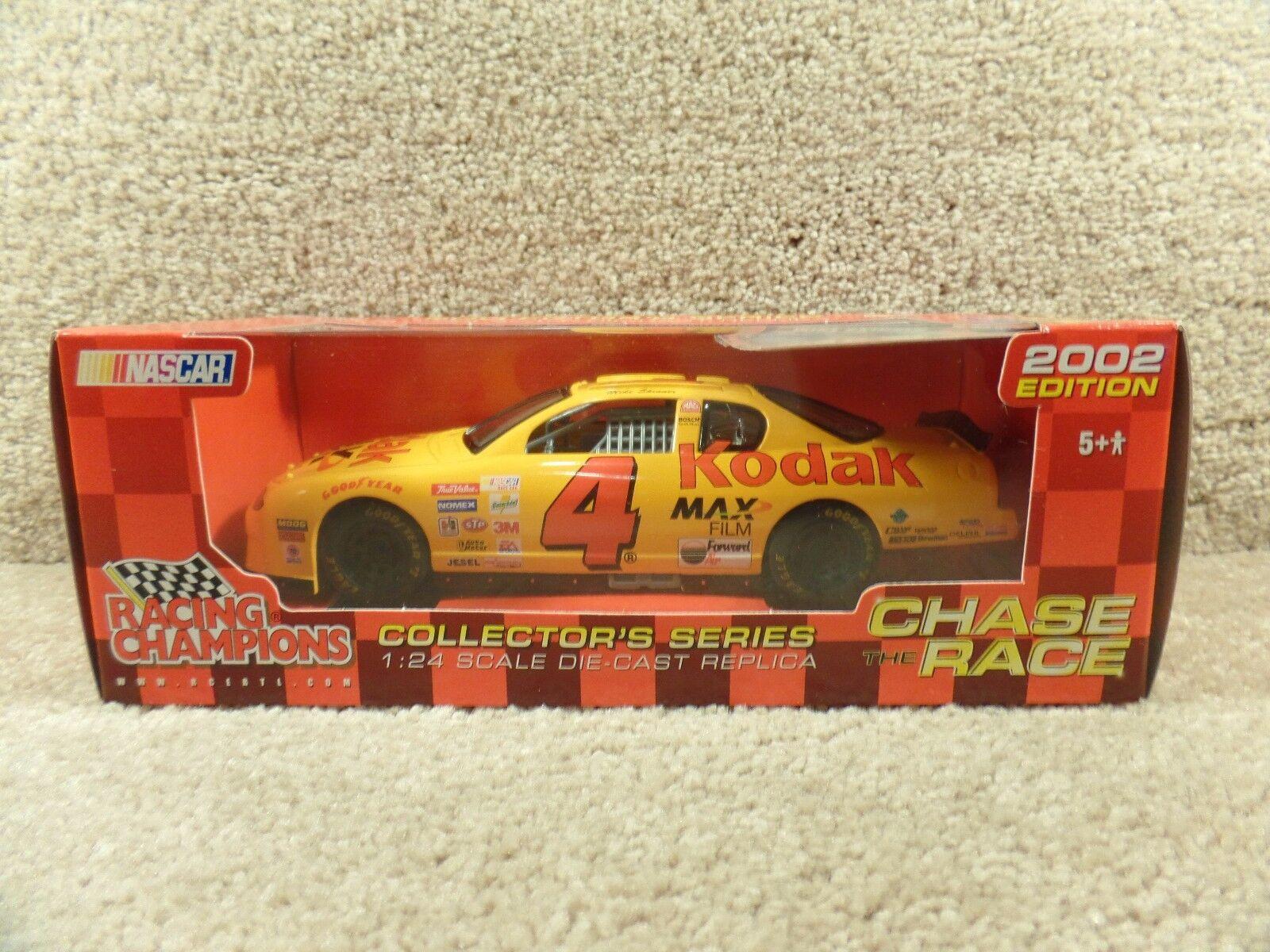 New 2002 Racing Champions 1 24 NASCAR Mike Skinner Kodak Max Monte Carlo