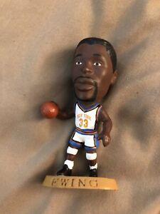 Vintage 1997 NBA Basketball Headliner KNICKS Patrick Ewing Mini Figure