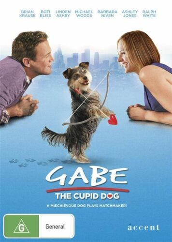 1 of 1 - Gabe - The Cupid Dog DVD Region 4 (VG Condition)