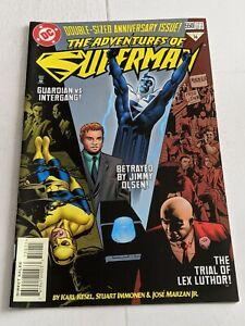 The-Adventures-Of-Superman-550-September-1997-DC-Comics