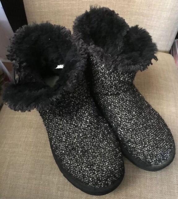89b6379d892 womens UGG Australia Mini Bailey Button Fancy Boots 1009293 Size US 7/EU38