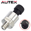 Fuel.. Pressure Transducer//Sender//Sensor 100 Psi Stainless Compatible with Oil