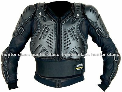 Kids Children Motorbike Motocross  Enduro Body Armour Protection Spine Suit  CE