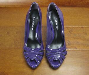 527e5ec4159 Gianni Bini Madison Purple Open Toe 4