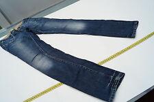 G-Star radar narrow rope wmn Damen Jeans Hose 27/34 W27 L34 stone wash used #99