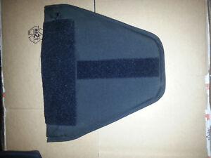 ballistic panel body armor panels  great shape IIIA 44mag backpack projects !!