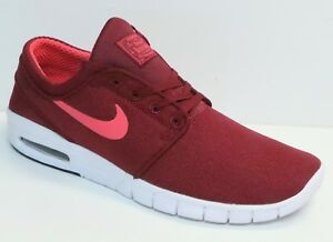 big sale 1dd6e d80be Clothing, Shoes   Accessories NIKE SB STEFAN JANOSKI MAX MEN S SNEAKERS  TEAM RED EMBER GLOW-BLACK ...