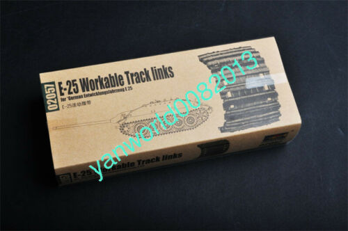 Trumpeter 1//35 02057 E-25 Workable Track Links New