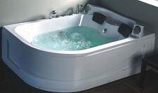 Vasca idromassaggio 140x180cm per due persone 19 Idro getti vasche multifunzione
