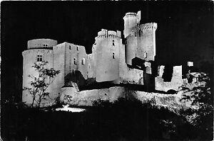 B56175-Bonaguil-la-nuit-chateau-fortifie-france