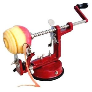 APPLE-PEELER-SLICER-CORER-DICER-CUTTER-KITCHEN-POTATO-FRUIT-amp-VEG-MACHINE-3-IN-1
