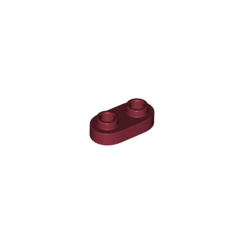 LEGO 35480 1x2 ROUNDED w// 2 OPEN STUDS SELECT QTY /& COL GIFT NEW BESTPRICE