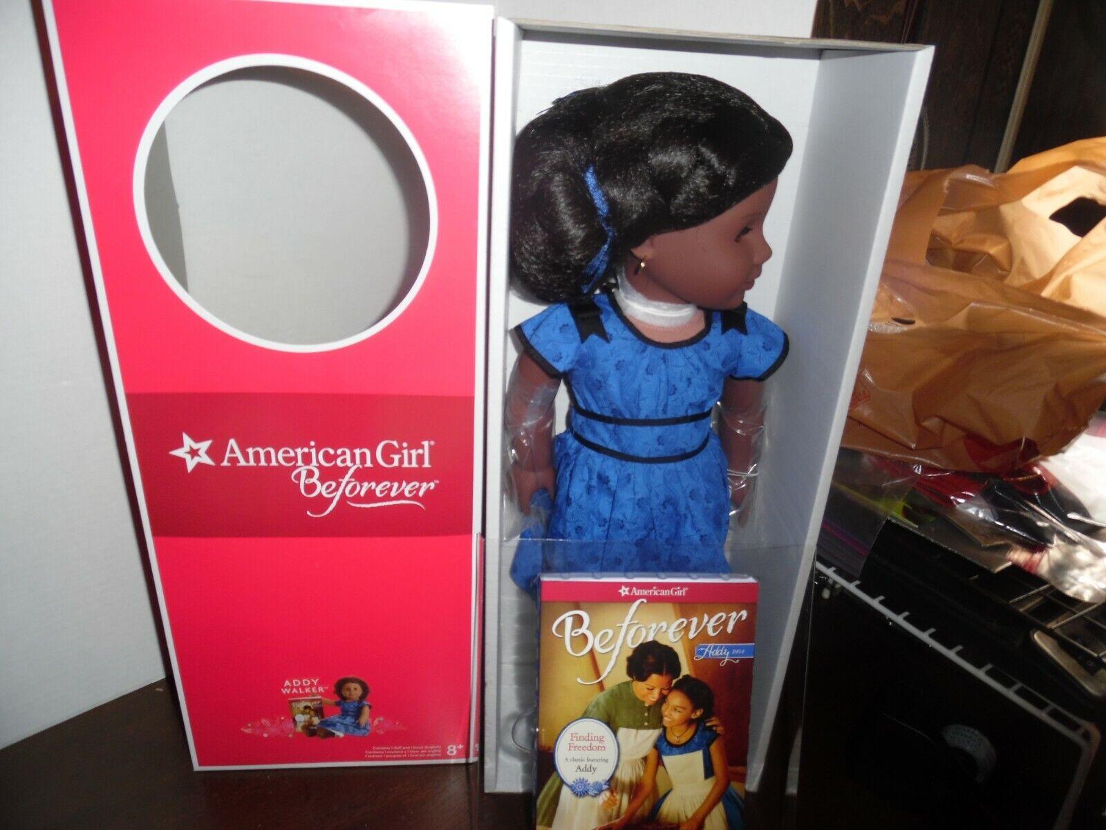 American Girl Beforever Addy Walker 18  doll