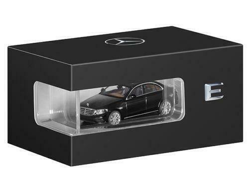 Mercedes Modell Car 1 87 E-Class Lim.W213 schwarz Wiking B66960374 Original New