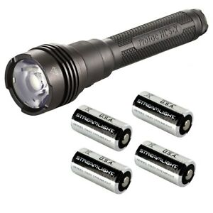 Streamlight 88074 ProTac 5-X Multi-Fuel TEN-TAP Programable Flashlight 3500
