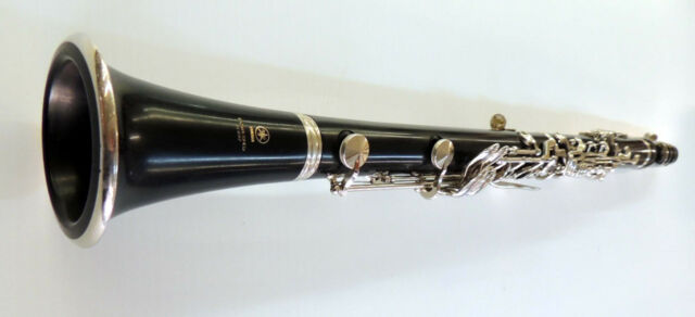 YAMAHA Clarinet 250 Preowned Good Condition