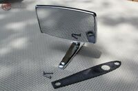 Mustang Ford Outside Rear View Mirror Standard Long Base Right Or Left Chrome