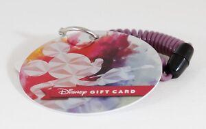 Disney World 2019 Epcot Festival Of The Arts Gift Card Wristlet Brochure Set Ebay