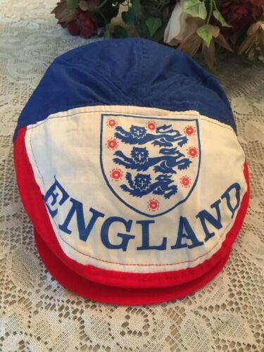 Vintage Umbro England Snap Brim Cap One Size