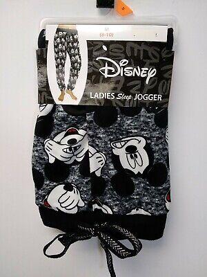 Mickey Mouse Shock Black Jogger Sleep Pants