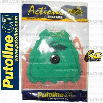 Putoline Pre-Oiled Foam Air Filter For Yamaha WR 450F 2010 10 Motocross Enduro