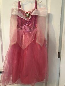 Sleeping-Beauty-Costume-Disney-Store-Original-5-6-New