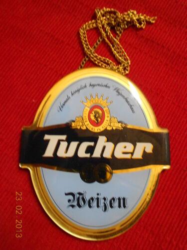 Tucher Weizen Zapfhahnschild P579