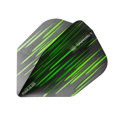 Target Vision Ultra Spectrum Dart Flights Green Available in 4 Shapes