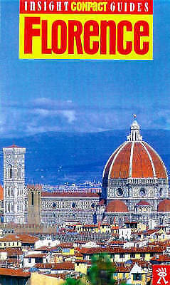 (Good)-Florence Insight Compact Guide (Insight Compact Guides) (Paperback)--9812